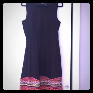 Bcbg Aztec dress